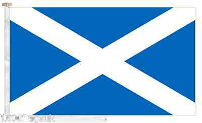 Scotland Roped & Toggled 2 Yard Boat Flag