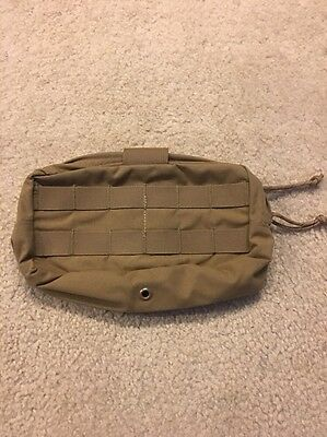 Eagle Industries coyote 935 Utility Pouch 9x3x5 DEVGRU FSBE USMC Made in USA