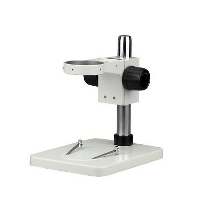 AmScope TS095-FR Microscope Table Stand with 9 Inch Pillar & Focusing Rack