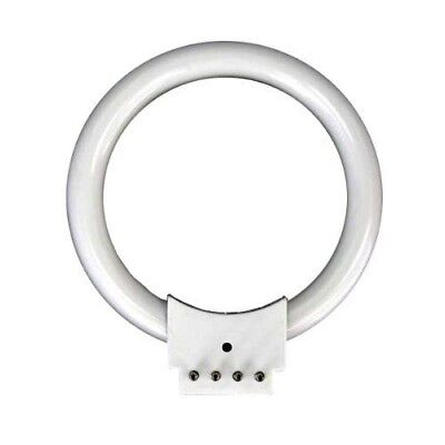 AmScope FRL12B 12W Fluorescent Ring Light Bulb for Microscope