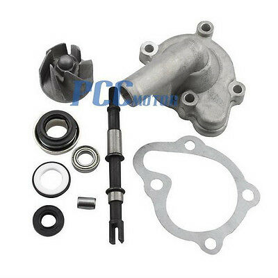 Water Pump Assembly Honda Helix Cn250 Elite Ch250 250Cc Touring Scooter H Op17