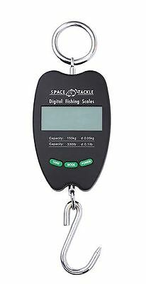 220lb LARGE LCD DIGITAL WEIGHING SCALES + WEIGH SLING FOR CARP / COARSE FISHING