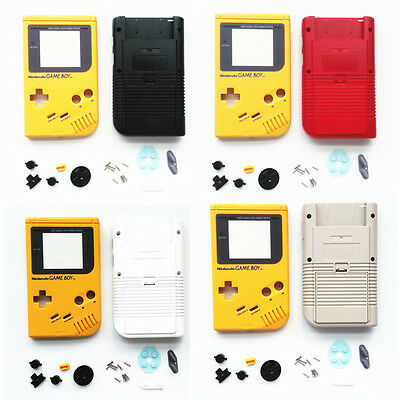 OEM Limited Colorful Housing Shell Case For Nintendo Gameboy Classic GB DMG