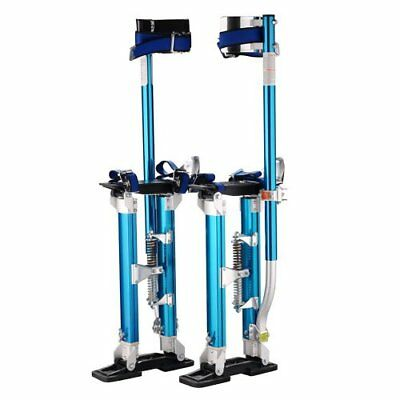 "Pentagon Tool Professional 24""-40"" Blue Drywall Stilts Highest Quality New"