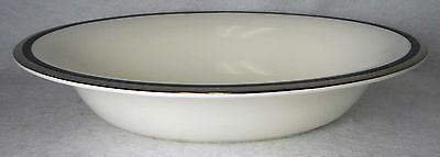 WEDGWOOD china REFLECTION pattern 501144 Oval Vegetable Serving Bowl - 9-3/4""