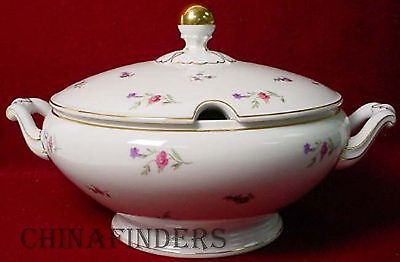 HEINRICH/H & C china VICTORIA (Christine) pattern Soup Tureen & Lid