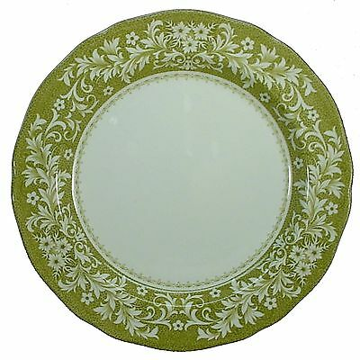 J&G MEAKIN china Sherwood Green DINNER PLATE 10""