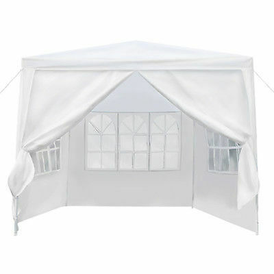 Canopy Party Outdoor Wedding Tent 10'x10' Camping Canopy Gazebo Pavilion Event