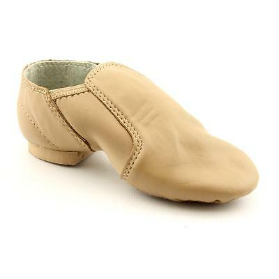 Dance Class By Trimfoot Company Jazz Boot   Round Toe Leather  Dance NWOB