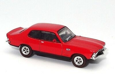 Ho Gauge 1972 Lj Gtr Xu-1 - Salamanca Red - New Diecast In Display Case