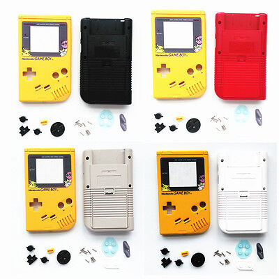 Pokemon Pikachu Colorful Housing Shell Case For Nintendo Gameboy Classic DMG 01