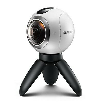 Samsung Gear 360 360° Grad VR Kamera SM-C200 Actioncam Galaxy S7 Edge Note 7