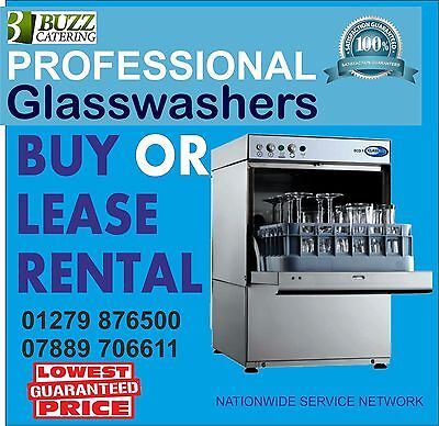 Glasswasher Commercial Classeq 35cm Basket NEW