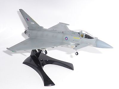 Eurofighter Typhoon F2 RAF Royal Air Force UK Collectors Model Scale 1:72 ZH588