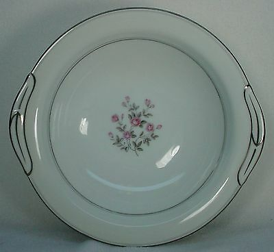 NORITAKE china STANTON 5407 pattern Large Round Vegetable Serving Bowl @ 10-3/8""