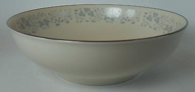 NORITAKE china TYROL pattern 7543 Round Vegetable Serving Bowl @ 8-1/2""