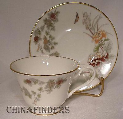 OXFORD Lenox china TRANQUILITY pattern Cup & Saucer