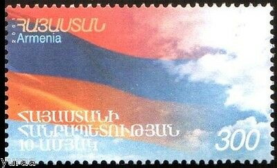 Armenia - 2001 - 10th Anniversary of Independence, 1v
