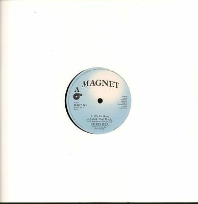 "Chris Rea(12"" Vinyl)It's All Gone-Magnet-MAGT 283-UK-1986-Ex/Ex"