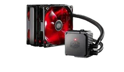 Cooler Master Seidon 120V V3 Plus Liquid CPU Computer Cooler Kit