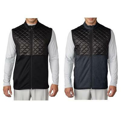 Adidas Golf AW16 Climaheat Primefill Quilted Vest
