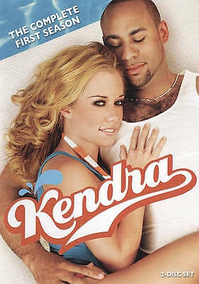 Kendra: The Complete First Season (DVD, 2011, 2-Disc Set)   BRAND NEW