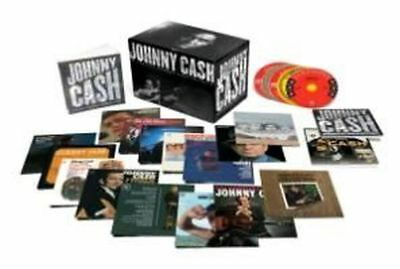 The Complete Columbia Collection - Johnny Cash Compact Disc Free Shipping!