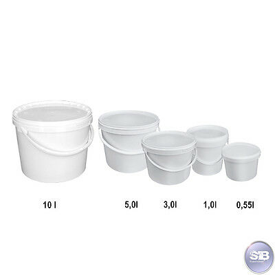 Container With Lid 5L