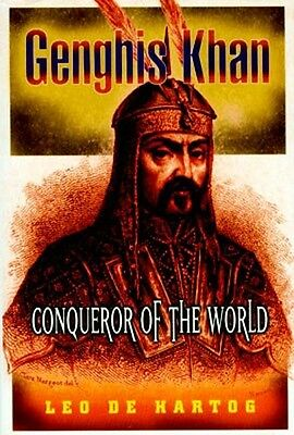 NEW HCDJ Genghis Khan World Conqueror Mongol Hordes Conqueror Half Known World