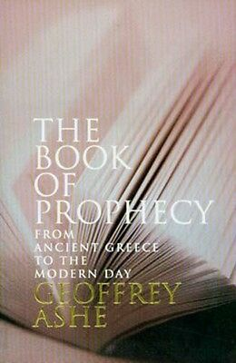 """Book of Prophecy"" Delphi Ancient Greece to Nostradamos Merlin King Arthur Bible"