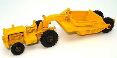 Lesney Major Pack No. 1 Caterpillar Earthmover - Excellent & Rare