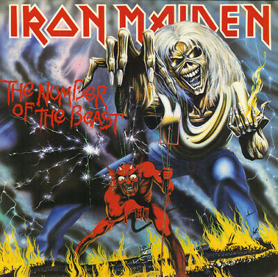 Iron Maiden : The Number of the Beast CD (1998)