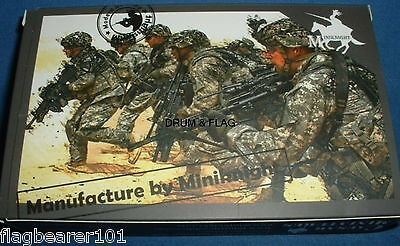 Caesar Hb11 Modern Us Soldiers In Action (Us Army #1)  - 1/72 Scale