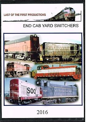 End Cab Yard Switchers Visual History Dvd