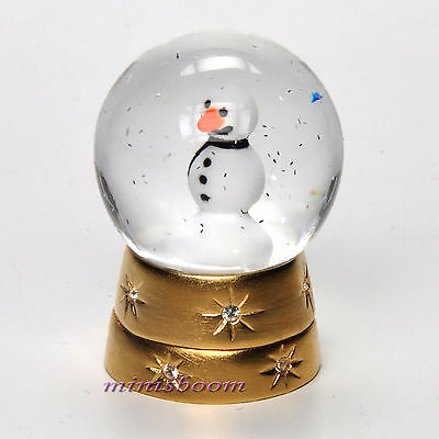 Estee Lauder SNOW GLOBE Compact for Solid Perfume 2006 Collection