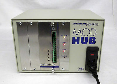 Contemporary Controls 16 Port ARCNET MOD HUB Series Cassis Style Repeating Hub