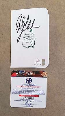 Arnold Palmer Autographed Landsman Playing Card - Masters Golf - 100% Certified
