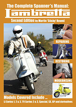The Complete Spanners Manual Lambretta Scooters (1FA128)