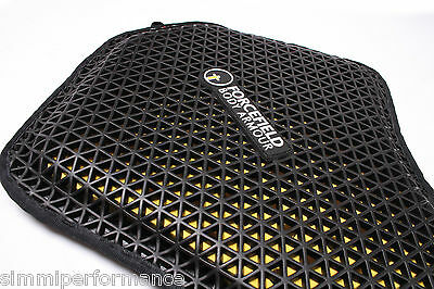 FORCEFIELD PRO LITE K BACK INSERT L2 Motorcycle Body Armour CE Level 2 Protector