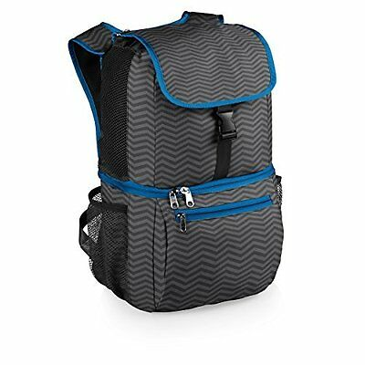 Picnic Time 642-00-324 Pismo-Insulated Backpack Waves New