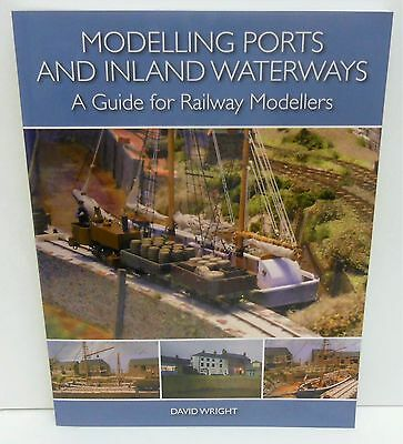 The Crowood Press - Modelling Ports & Inland Waterways          Book      New