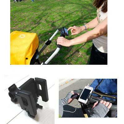 Universal Baby Stroller Bar Holder Stand for your Phone/GPS Stroller Accs