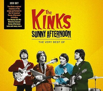 The Kinks - Sunny Afternoon: Very Best of [New CD] UK - Import