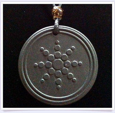 The Aura by QBP™ Multiple Frequency Energy Pendant Neg Ion Energies