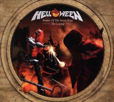 Helloween - Keeper Of The Seven Keys: The Legacy New Cd