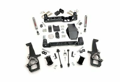 """Rough Country 6.0"""" Suspension Lift Kit Dodge Ram 1500 4WD 327S"""