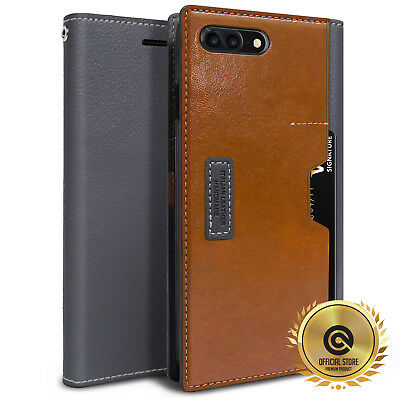 OBLIQ [K3 Wallet] Case with Credit Card/ ID Pocket Slots For Apple iPhone 7 Plus