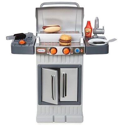 New Little Tikes Cook 'n Grow Bbq Grill 633904M Pretend Play