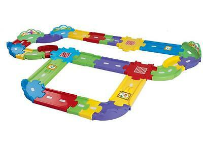 Vtech BABY TOOT-TOOT DRIVERS DELUXE TRACK SET Interactive Car Race Kids BN
