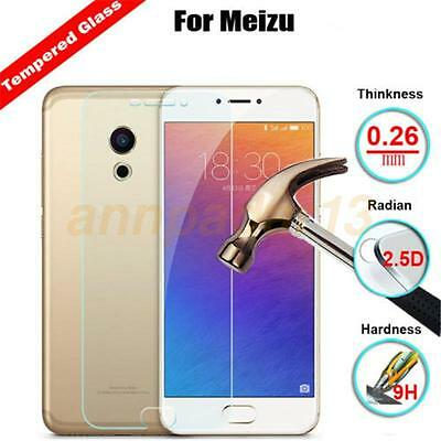Tempered-Glass Film Screen Protector Cover Guard Shield for Various Meizu Real